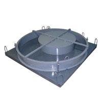 Форма для производства крышек и днищ