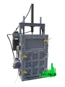 Пресс пакетировочный ПДО-1Ц для вторсырья