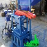 Пресс для производства Лего кирпича
