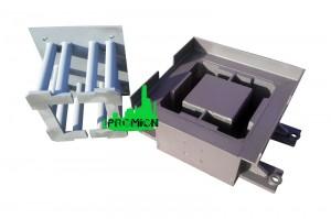 Матрица Заборный столб х1 на пресс ГП-80