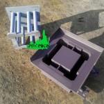 Матрица Заборный столб х1